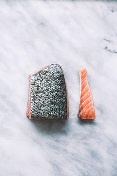 salmón ahumado becauseblog