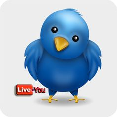 Live-You Twitter  http://www.twitter.com/liveyoucom