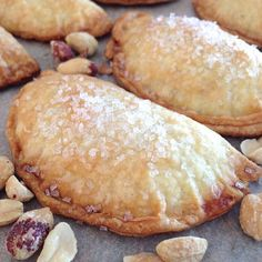Who doesn't love a tender, buttery turnover, filled with berries or apples or peaches? Or, in the case of this Asian-style, Lunar New Year turnover, Gok Jai: peanuts and coconut and sesame? Many of us bake pies – I mean, who doesn't, at least at Thanksgiving? But when do we ever consider taking those exact …