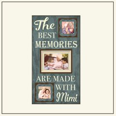 Mimi Gift from Grandchildren  Picture Frame For by MemoryScapes