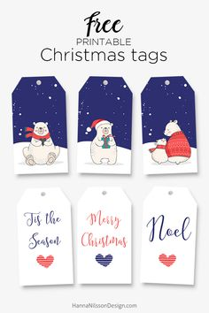 Free printable christmas gift tags paper free printable christmas gift tags paper crafts handmade gifts homemade diy paper sewing fabric wood do it you solutioingenieria Gallery