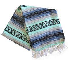 Mexican Baja Blanket: Pacifica