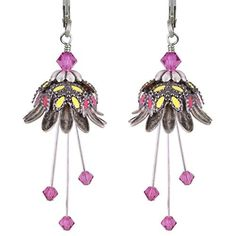 Daisy Oracle Earrings By No Monet by NoMonet -- Awesome products selected by Anna Churchill