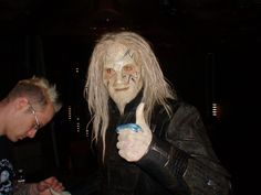 Behind the scenes Todd Christopher Heyerdahl, Stargate Universe, Ace Frehley, Stargate Atlantis, Dark Matter, The Thing Is, Executive Producer, Take That, Twitter