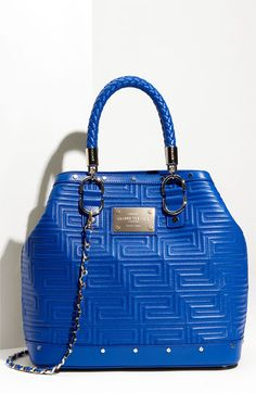 Versace 'Couture' Top Handle Shoulder Bag