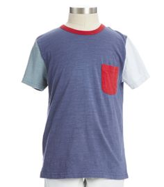 Seaside Colorblock Tee - View All - Shop - new arrivals | Peek Kids Clothing