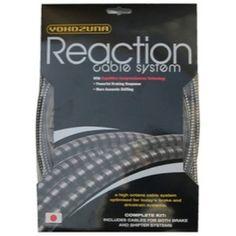 Yokozuna Reaction Road Cable & Casing Set