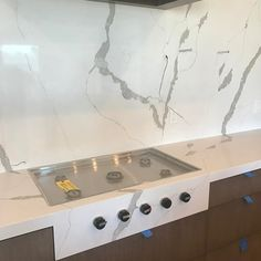 """152 Likes, 16 Comments - Pelaez Construction Inc. (@pelaez_construction_inc) on Instagram: """"It's all about details #another #amazing #kitchen #customkitchen #calacatta #calacattagold…"""""""