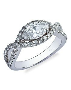 Gottlieb & Sons, Inc. 29263 Engagement Ring - The Knot