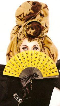 Rossy De Palma for Louis Vuitton