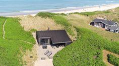 Ferienhaus für 4 Personen, nur 25 Meter bis zum Strand - Esmark