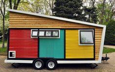 Toy Box Tiny House (196 sq ft)