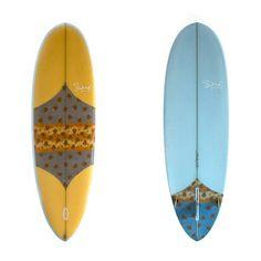 Gorgeous Deus board. #surfing #surfboards