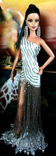 barbie doll evening gowns..MD Tourism 2013 Panama  12 31 2