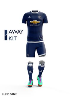 Some of you ask me to design Manchester United kits,sow I designed football kits for Manchester United for the upcoming season Manchester United Football Kit, Manchester United Shirt, Football Team Kits, Soccer Kits, Sport Shirt Design, Football Uniforms, Soccer Jerseys, Football Outfits, Men In Uniform