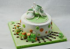 детский торт с кедиками
