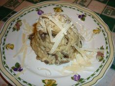 Mushrooms risotto/Risotto ai funghi