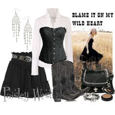 Pure Cowgirl by paisleywest on Polyvore
