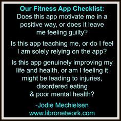 Fitness Apps: The Good and The Bad #LiberoNetwork