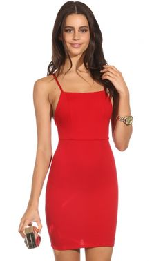 .Simply Red Simply Red, Party Dress, Bodycon Dress, Outfits, Clothes, Dresses, Fashion, Vestidos, Moda