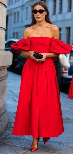 French Street Fashion, High Fashion, Pretty Dresses, Beautiful Dresses, Mode Chic, Looks Cool, Sandro, Street Chic, The Dress