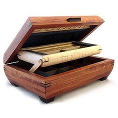 Jewelry box: