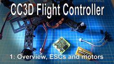 CC3D Setup ESCs and Motors