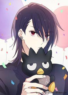 Sanrio Wallpaper, Boys Wallpaper, Iphone Wallpaper, Subaru, Sanrio Danshi, Sailor Moon Wedding, Handsome Anime Guys, Manga Love, Cute Anime Boy