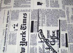 Tecido Textura Jornal   No Vilarejo   Elo7