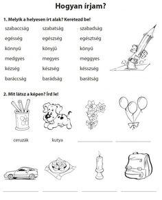 NYELVTAN-HELYESÍRÁS FELADATLAPOK 4. OSZTÁLY - webtanitoneni.lapunk.hu Grammar, Word Search, Worksheets, Album, Education, School, Google, Heart, Sweet