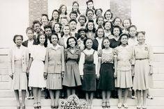 Alpha Kappa Alpha Sorority Gallery | Alpha Kappa Alpha Sorority, Virginia State University 1940 | Flickr ...