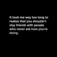 i know it goes both ways but damn, when you feel left out you don't know wether they even want to talk to you or not..
