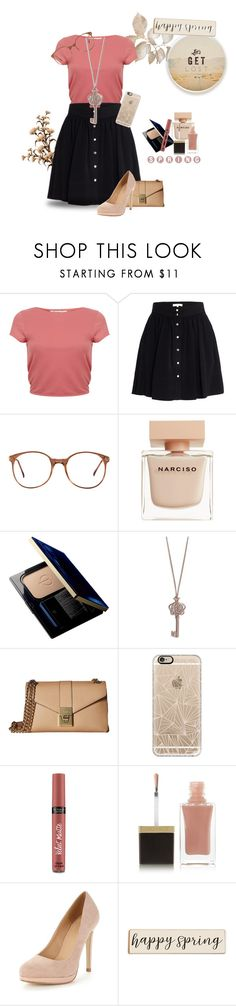 """""""Sprint"""" by summerbook27 ❤ liked on Polyvore featuring Miss Selfridge, IRO, American Apparel, Narciso Rodriguez, Clé de Peau Beauté, Vera Bradley, Calvin Klein, Casetify, Victoria's Secret and Tom Ford"""