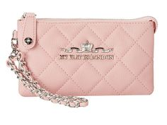 My Flat In London Westminster Wristlet Chain Pouch