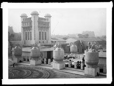 Pavillon de la manufacture de Sèvres - Exposition Arts décoratifs Paris 1925