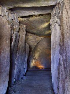 Locmariaquer: Le dolmen de la Table des Marchand - Morbihan