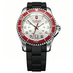 $165 Victorinox Swiss Army Maverick Silver Dial SS Quartz Ladies Watch 241484 Victorinox http://www.amazon.com/dp/B004X3WE8G/ref=cm_sw_r_pi_dp_6n7Uwb0KCC1PT