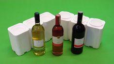 Opakowania na wino wykonane są ze spienionego styropianu o grubości ścianek 20 mm. Opakowanie na trzy butelki wina można wziąć na działkę, piknik a nawet wczasy. Opakowania weekendowe są bardzo poręczne, lekki i trwałe. Po włożeniu schłodzonego wina opakowanie utrzyma temperaturę od 4 do 6 godzin. Opakowania na wino dostępne są w e-sklepie w rewelacyjnej cenie: 14.66 zł.