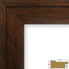 f8f9c0becac Craig Frames Inc Modern Oak Picture Frame (78709)