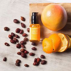 """Ole Henriksen - New skincare brand at Ellos. The """"Truth serum"""" with its high powered Vitamin C complex helps smooth out lines and prevents further damage … and it's loaded with antioxidants which is very needed this season! #olehenriksen #truthserum #ellosbeauty"""