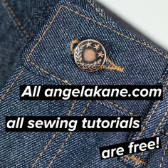 My Sewing Tutorials support my comprehensive range of PDF Sewing Patterns.  All the classic garments we all need in our wardrobes.  Check out the Best PDF Sewing Patterns!
