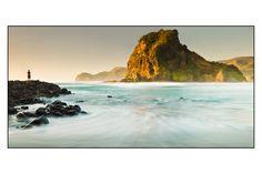 Piha Beach - Auckland, New Zealand