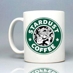 Gift Stardust Coffee Parody Mug 11oz Ceramic