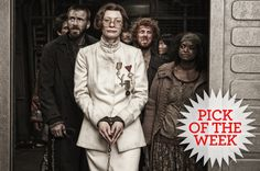 """""""Snowpiercer"""": Movie of the year, at least so far"""