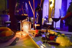 Looking for a change up from traditional Moroccan cuisine? Head to Cafe Arabe for Italo-Moroccan fusion and enjoy the sunset over the city with your significant other or a group of friends in the heart of it all, in the center of the medina.
