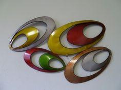 Gekleurde Ovals