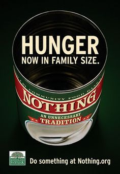 A sad commentary on the state of families in America.  Please help feed your neighbors in need.