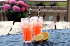 LINDASTUHAUG - det skal vere en opptur med sunn mat! Frisk, Alcoholic Drinks, Wine, Food, Liquor Drinks, Essen, Alcoholic Beverages, Yemek, Alcohol