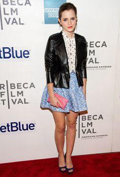 Emma Watson #MiuMiu #Tribeca #naive