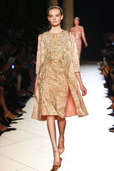 Elie Saab Fall Winter Couture 2012 Paris.    I love the jacket!!!